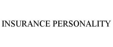 INSURANCE PERSONALITY