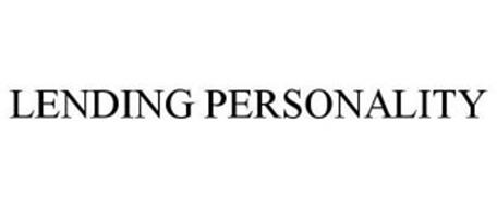 LENDING PERSONALITY