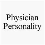 PHYSICIAN PERSONALITY