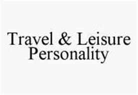 TRAVEL & LEISURE PERSONALITY