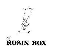 THE ROSIN BOX