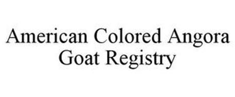 AMERICAN COLORED ANGORA GOAT REGISTRY