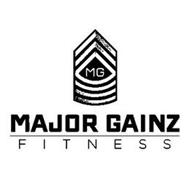 MG MAJOR GAINZ FITNESS