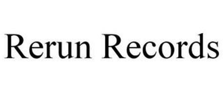 RERUN RECORDS