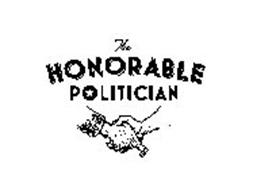 THE HONORABLE POLITICIAN