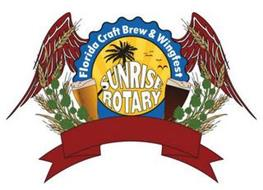 FLORIDA CRAFT BREW & WINGFEST SUNRISE ROTARY