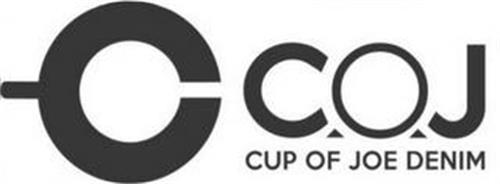 C COJ CUP OF JOE DENIM