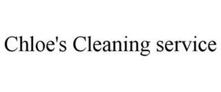 CHLOE'S CLEANING SERVICE