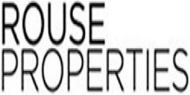ROUSE PROPERTIES