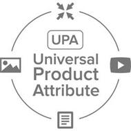UPA UNIVERSAL PRODUCT ATTRIBUTE