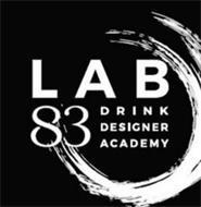 LAB 83 DRINK DESIGNER ACADEMY