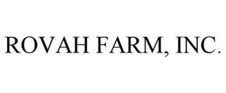 ROVAH FARM, INC.