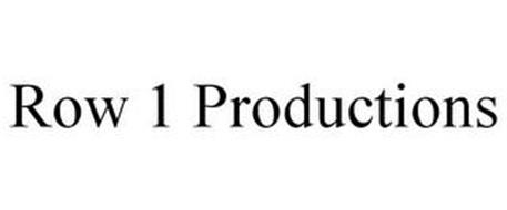 ROW 1 PRODUCTIONS