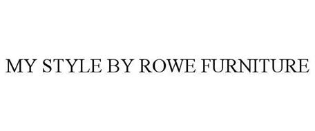 My Style By Rowe Furniture