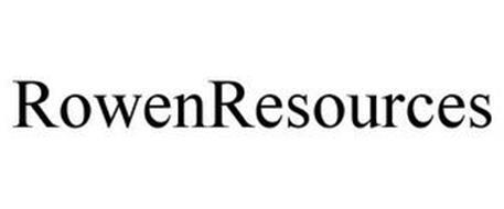 ROWENRESOURCES