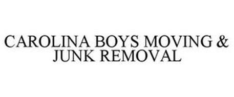 CAROLINA BOYS MOVING & JUNK REMOVAL