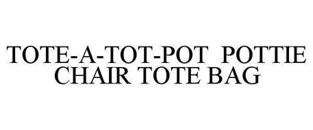 TOTE-A-TOT-POT POTTIE CHAIR TOTE BAG