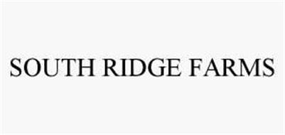 SOUTH RIDGE FARMS