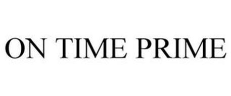 ON TIME PRIME