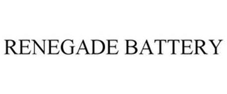 RENEGADE BATTERY