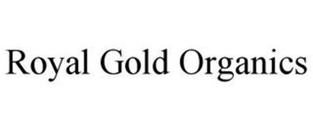 ROYAL GOLD ORGANICS