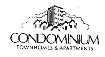 CONDOMINIUM TOWNHOMES & APARTMENTS