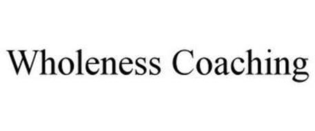WHOLENESS COACHING