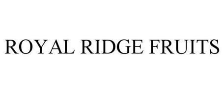 ROYAL RIDGE FRUITS