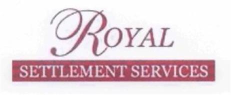 ROYAL SETTLEMENT SERVICES