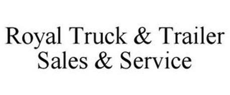 ROYAL TRUCK & TRAILER SALES & SERVICE