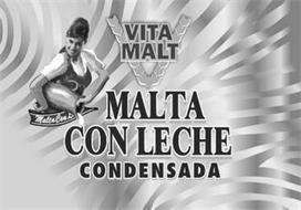 V VITA MALT MALTA CON LECHE CONDENSADA MALTA CON