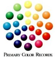 PRIMARY COLOR RECORDS