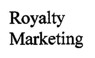 ROYALTY MARKETING