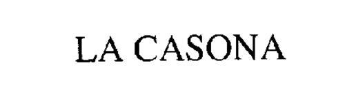 LA CASONA