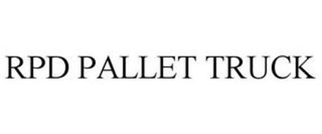RPD PALLET TRUCK