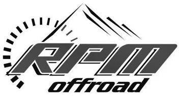 rpm offroad trademark of rpm offroad llc serial number
