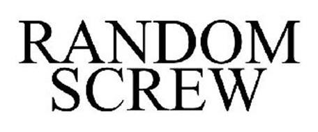 RANDOM SCREW