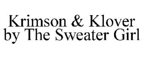 KRIMSON & KLOVER BY THE SWEATER GIRL