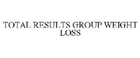 TOTAL RESULTS GROUP WEIGHT LOSS