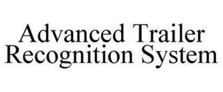 ADVANCED TRAILER RECOGNITION SYSTEM