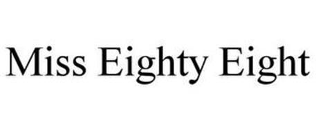MISS EIGHTY EIGHT