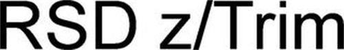 RSD Z/TRIM