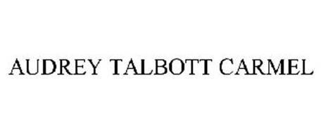 AUDREY TALBOTT CARMEL