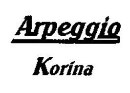 K ARPEGGIO KORINA