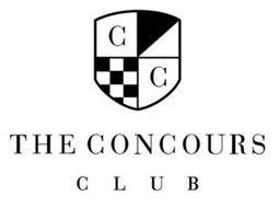 CC THE CONCOURS CLUB