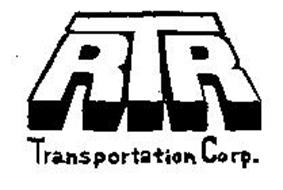 RTR TRANSPORTATION CORP.