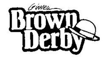 GIRVES BROWN DERBY