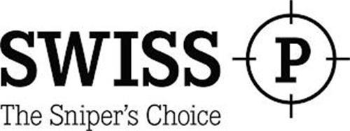 SWISS P THE SNIPER'S CHOICE