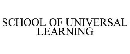 SCHOOL OF UNIVERSAL LEARNING
