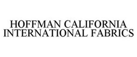 HOFFMAN CALIFORNIA-INTERNATIONAL FABRICS